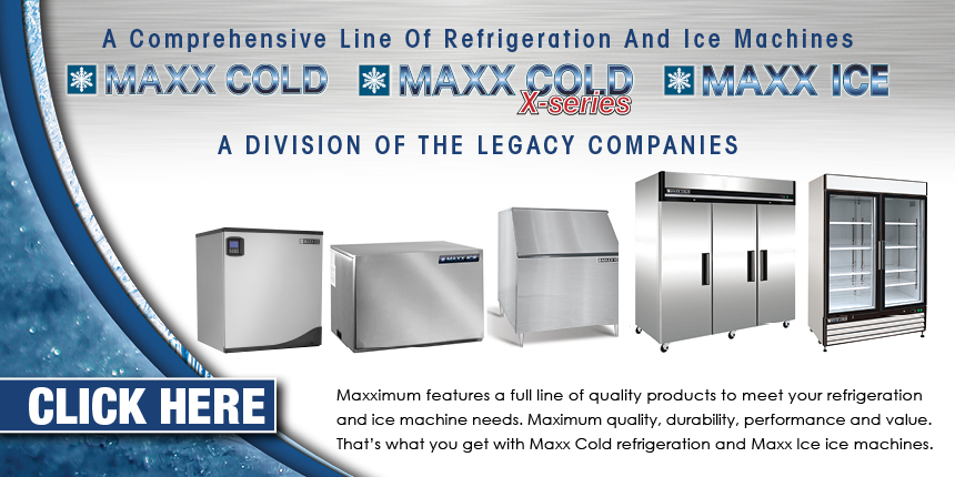 MAXX Series now available - See the brochure