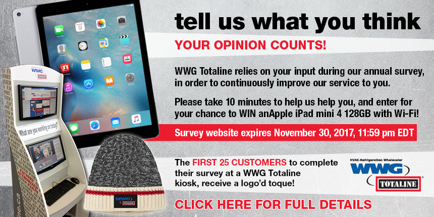 Tell us what you think - your opinion counts